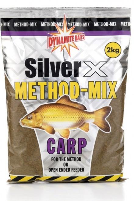 Dynamite Baits Silver X Method-Mix 2Kg
