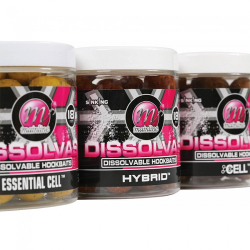 Mainline Dissolvas Hookbaits 18mm