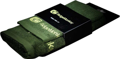 RidgeMonkey Double Towel Set