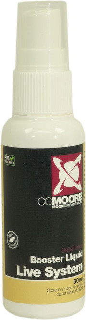 CC Moore Live System Booster Liquid 50ml