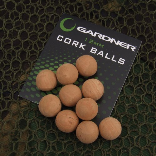 Gardner Cork Balls Bulk Pack - 25