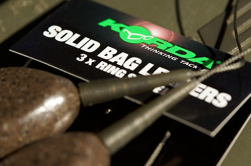 Korda Solid Bag Leaders