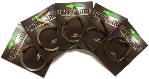 Korda Dark Matter Hybrid Leadclip Leaders