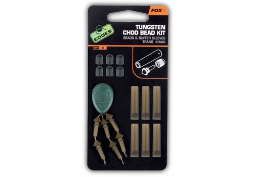 Fox EDGES™ Tungsten Chod Bead Kit