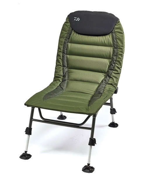 Daiwa Infinity Adjustable Aluminium Chair