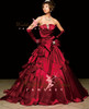 Burgundy Wedding Dress Available in Every Color