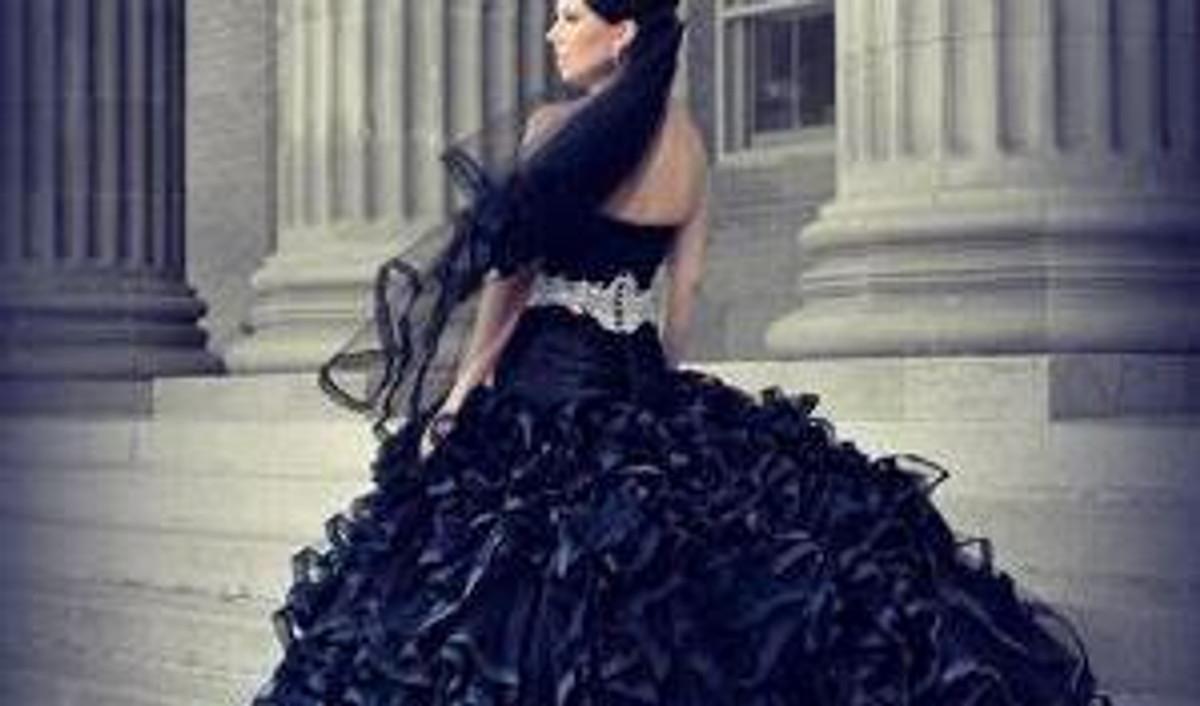 Black wedding dresses junglespirit Gallery