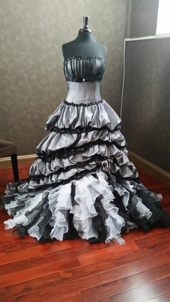 Victorian Gothic Wedding Dress
