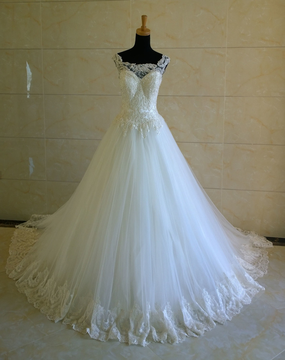 Fairy Tale Wedding Dress Ballgown
