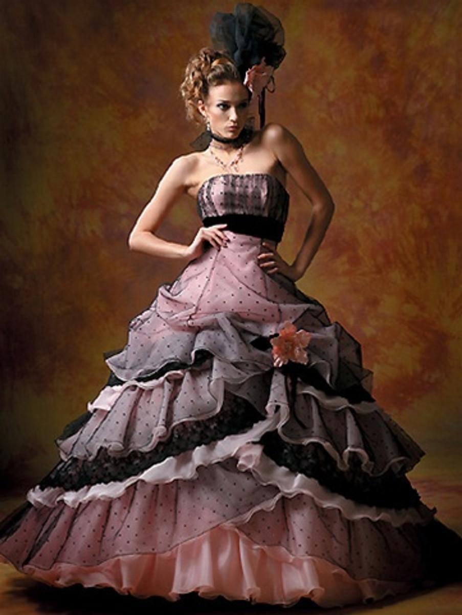 Black Wedding Dress My Big Fat Gypsy Wedding Fresh Best Of My Big ...