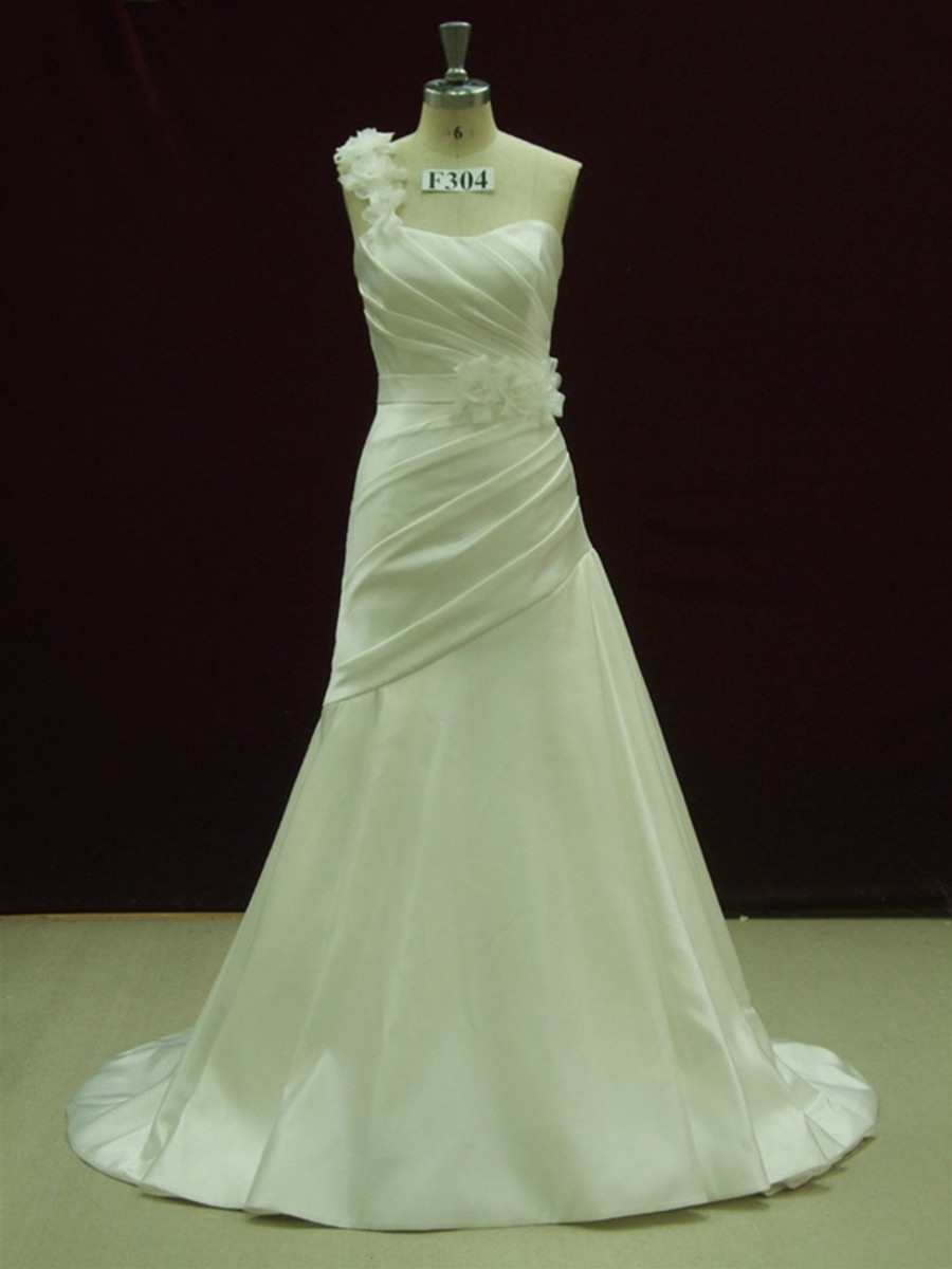 designer inspired wedding dress, designer inspired bridal gown ...