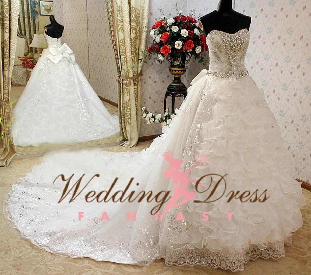 Gypsy Wedding Dress 11