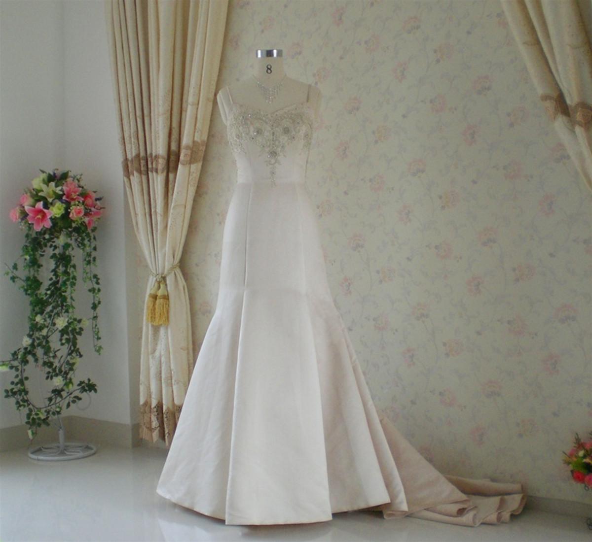 Vintage Inspired Wedding Dresses: Vintage Inspired Wedding Dress