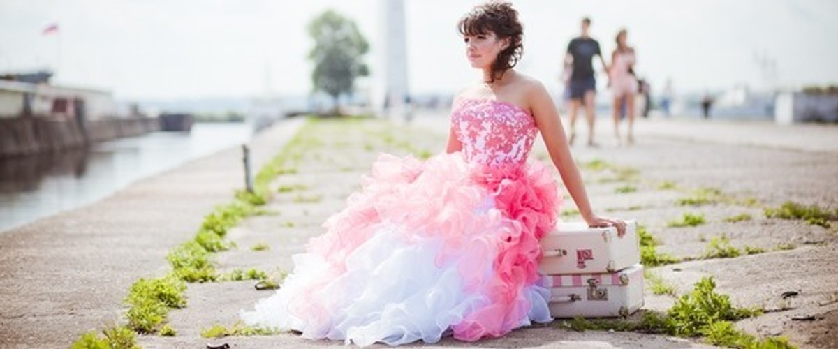 Pink wedding dresses junglespirit Images