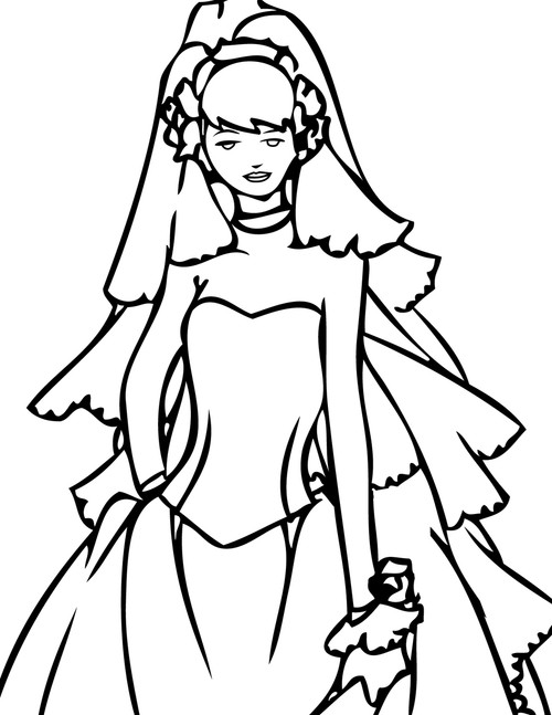 Custom Wedding Dresses Modest