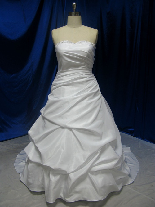 Plus Size Wedding Dress - Available in Every Color 10
