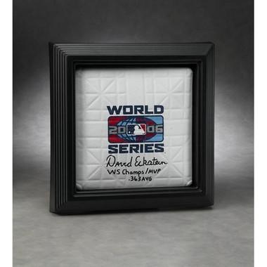 Executive Baseball Full Size Base Display Case