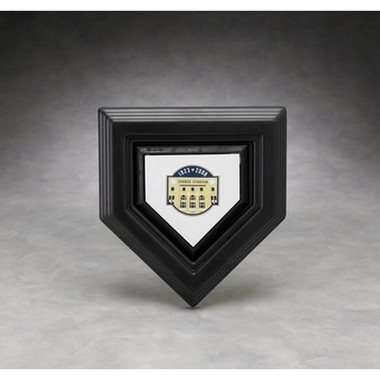 Executive Baseball Micro Mini Home Plate Display Case