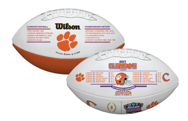 Clemson Tigers 2017 ACC Championship Football