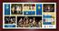 Golden State Warriors 2018 NBA Champions Framed Piece
