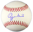 Ozzie Smith Autogaphed MLB Baseball