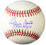 "Ozzie Smith Autogaphed MLB Baseball with""The Wizzard"" Inscription"