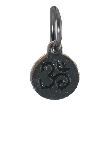 Namaste Stainless Steel Charm