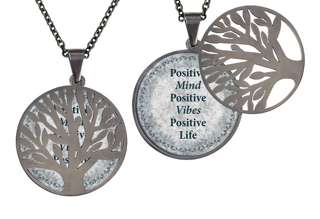 Poetry Tree- Positive Mind Positive Vibes Positive Life