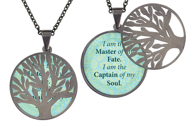 Poetry Tree- Master of My Fate Captain of My Soul