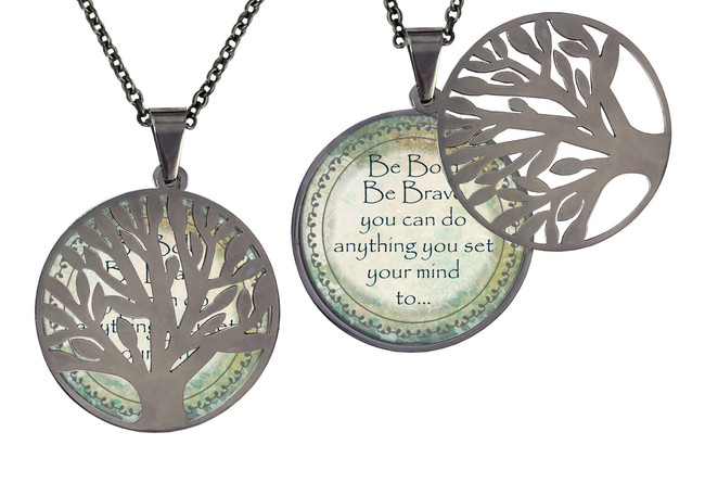 Poetry Tree- Be Bold Be Brave