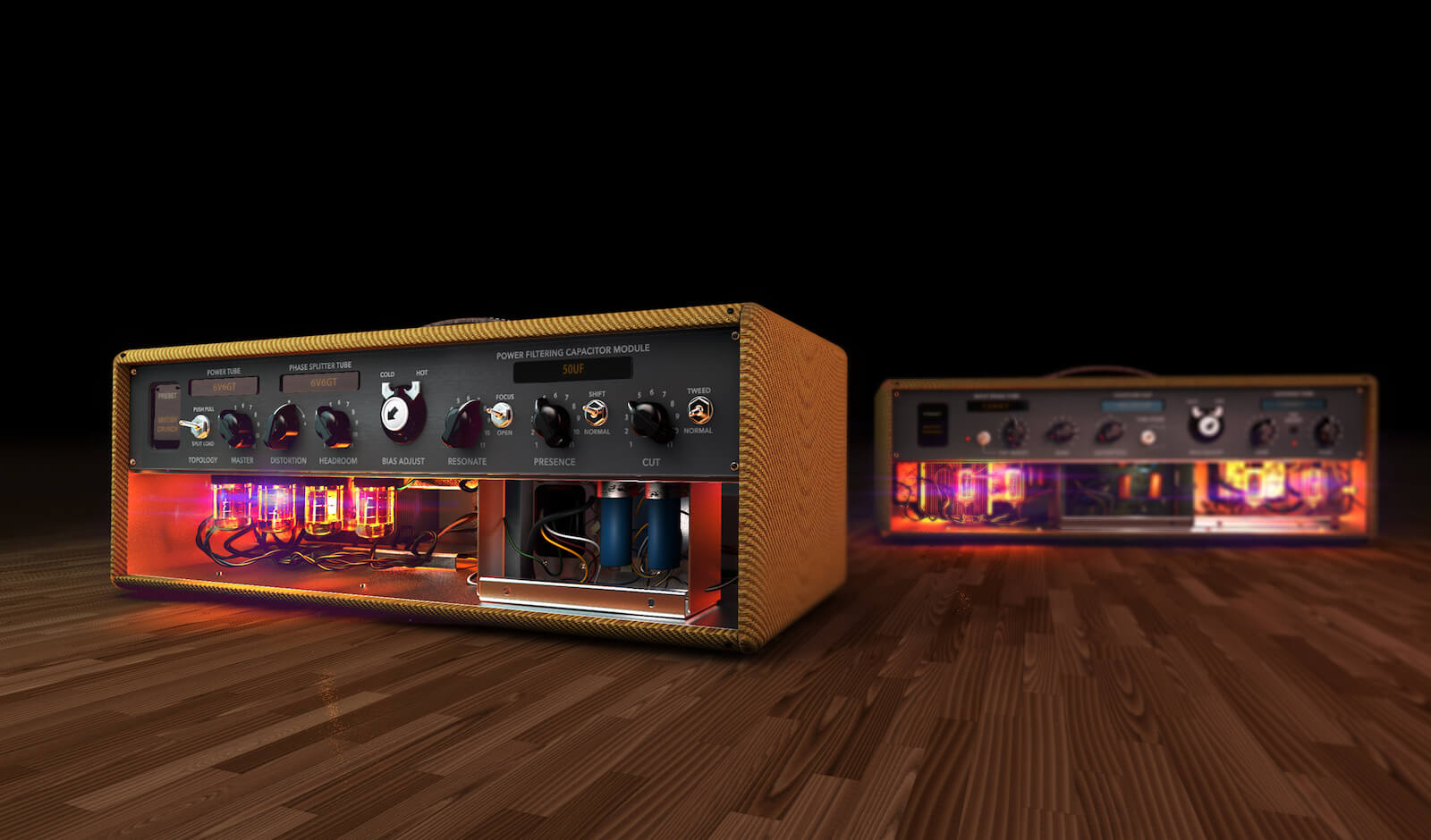 Bias Fx Authentic Analog Sounding Guitar Effects Positive Grid Download Image Op Amp Audio Amplifier Circuit Pc Android Iphone And Equipped With Double Precision Dual Signal Path It Combines The Sonic Attributes Of Two Different Sets Amplifiers Speaker Cabinets