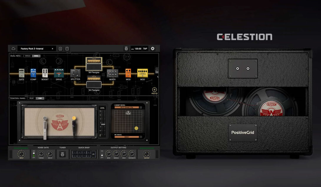 bias fx amp ir impulse response celestion