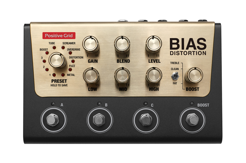 BIAS DISTORTION