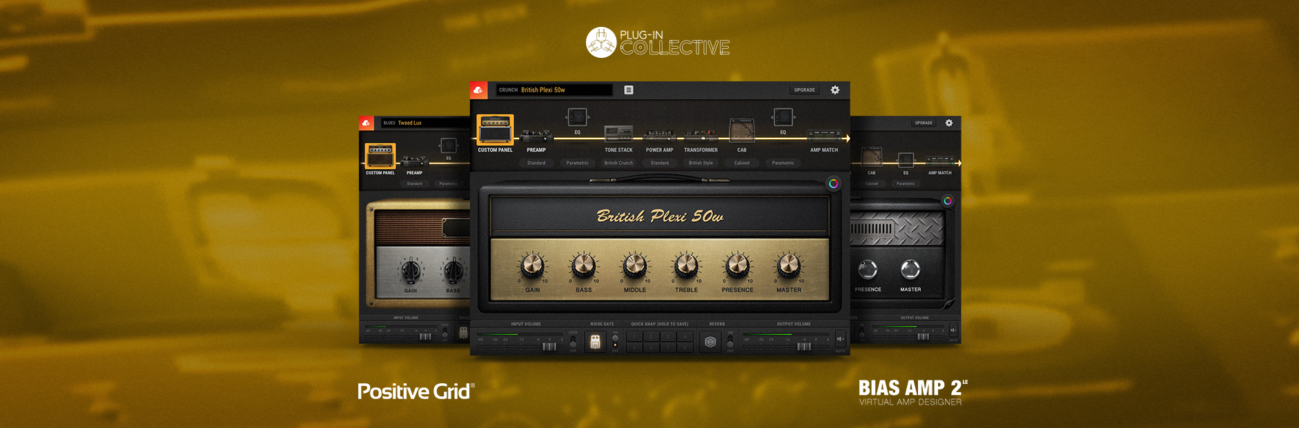 BIAS AMP 2/Focusrite | Plugin Collective