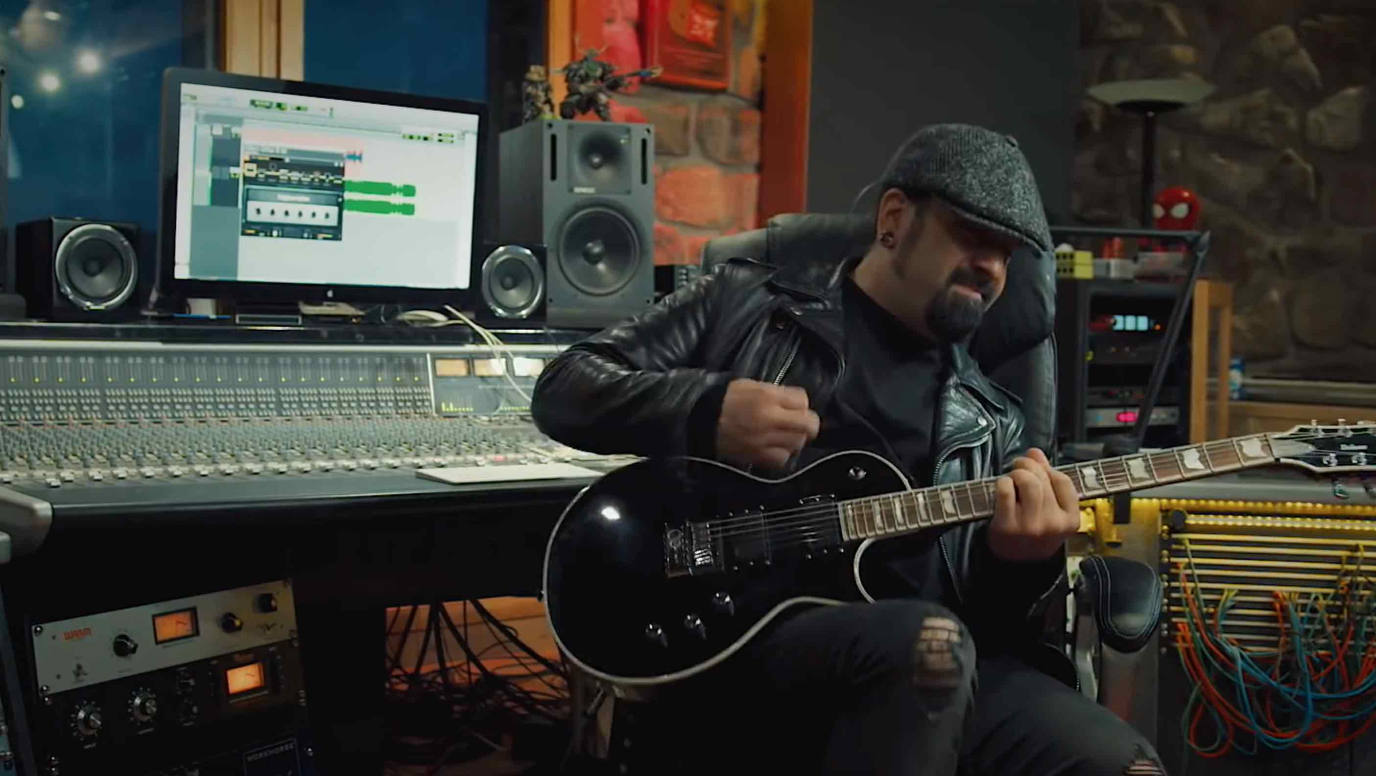 WATCH: ROB CAGGIANO OF VOLBEAT ON BIAS AMP 2