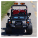 Drifter / Raptor - Powerful 12V 2 Seater 4x4 Ride on Truck Jeep (Black)