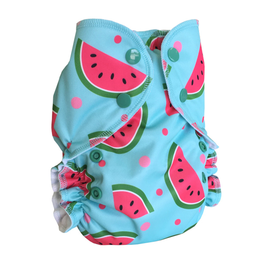 AMP Diapers - Watermelon
