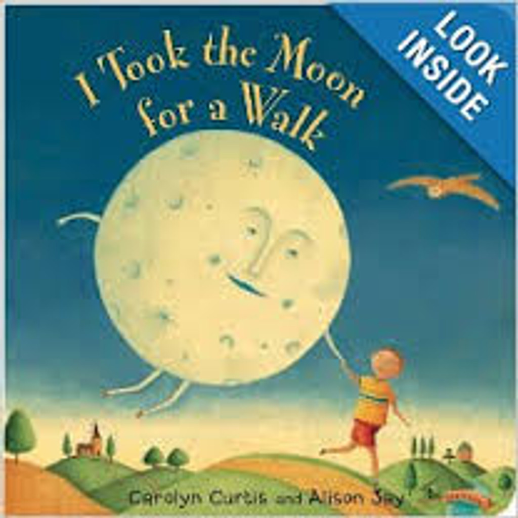 I took the moon for a walk - Children's Books