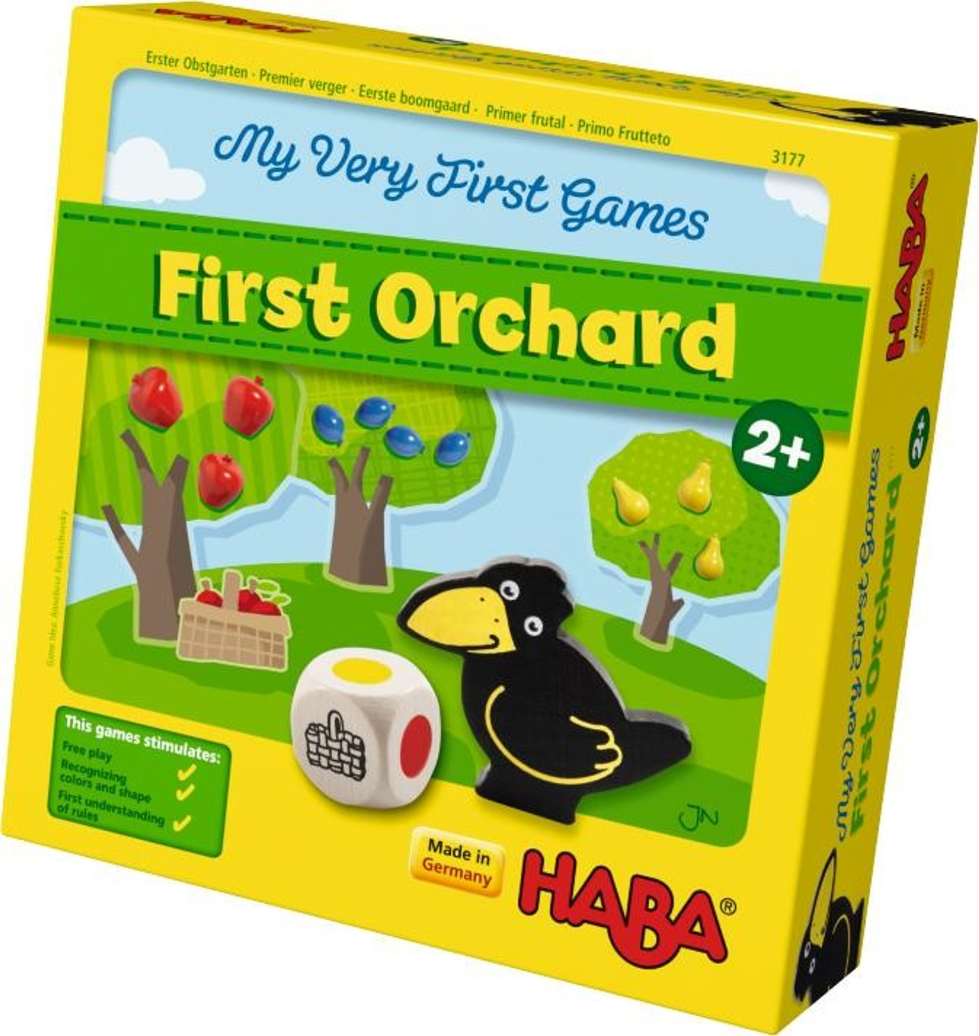 HABA My first Orchard - HABA Games Canada