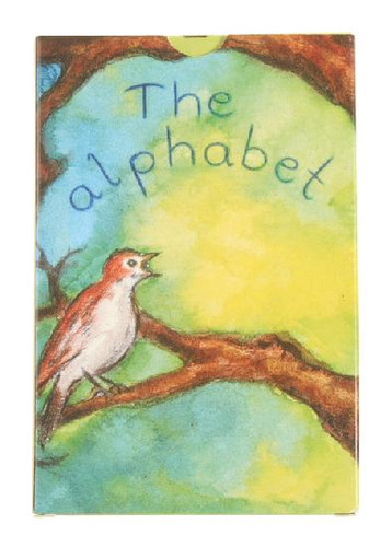 Waldorf Alphabet Cards (New)