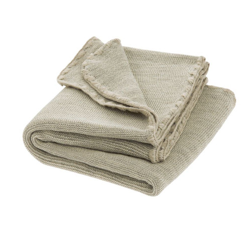 Disana Merino Wool Baby Blanket - Melange