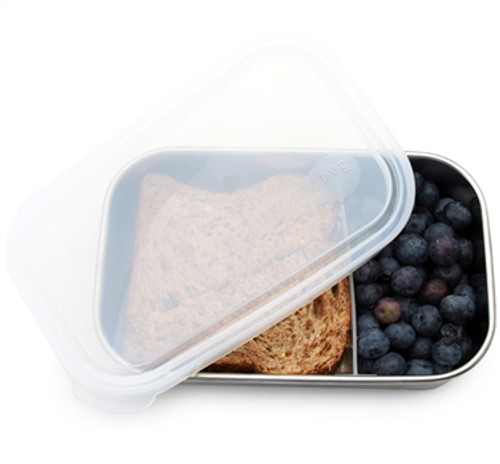U Konserve - Clear Container with Divider