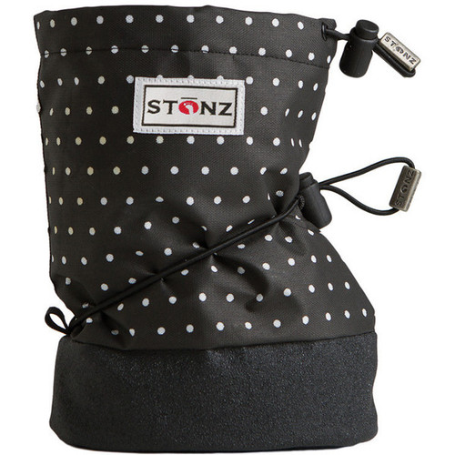 STONZ Booties - Polka Dot (last size small)
