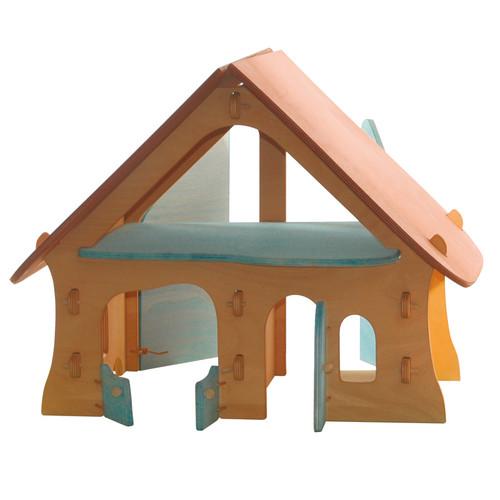 Ostheimer Wooden Farm House