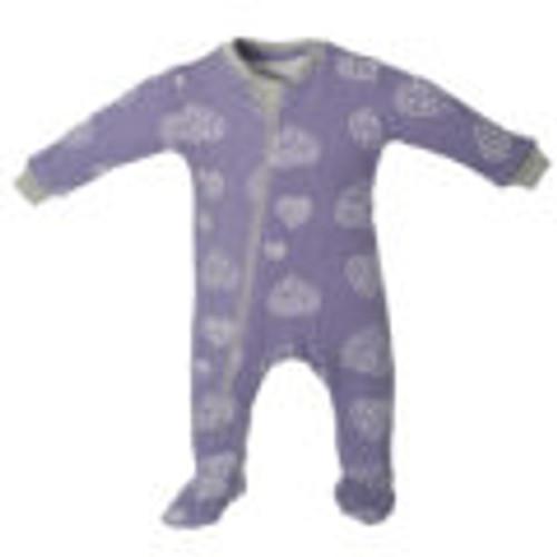 Zippyjamz Organic Cotton Pajamas - Heartbreaker