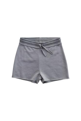 Nui Organics Pearl Shorts - Grey