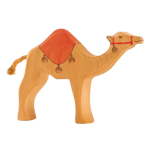 Ostheimer Wooden Dromedary With Saddle