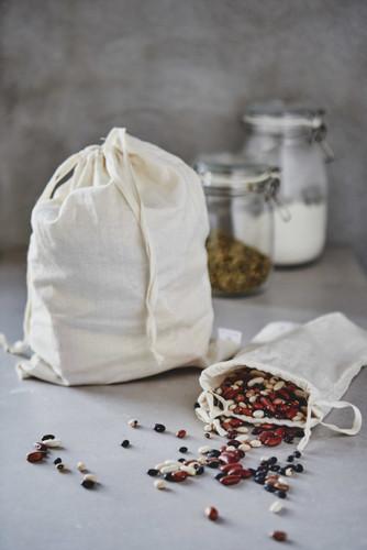 Reusable Bulk Bags - Set of Two