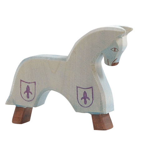 Ostheimer Wooden Horse for Blue Knight