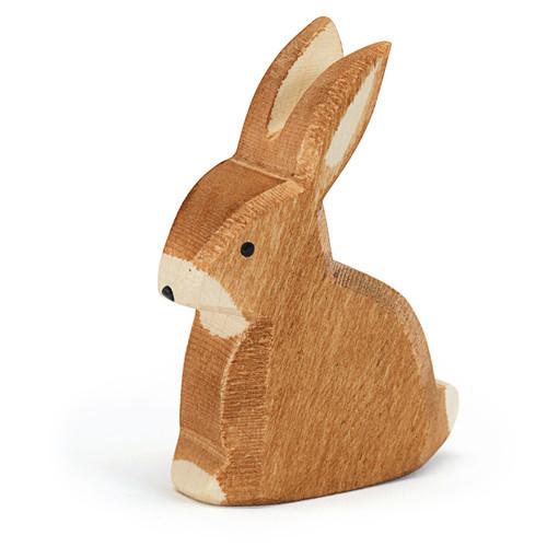 Ostheimer Wooden Rabbit Sitting